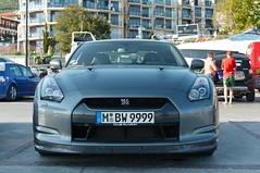 Nissan GT-R (MauriceVanGestel Photography) Tags: auto sea haven cars beach car sport club port mnchen de puerto japanese harbor mar nissan power harbour sunny m bulgaria coche r autos gt burgas sunnybeach blacksea karadeniz supercar coches bg sportscar supercars gtr plazma plovdiv bulgarian japans sportwagen bulgarije sveti vlas bourgas nissangtr zwartezee mareaneagra japanesecar chernomore  svetivlas balgarija zonnestrand brjag marnegro nissangt  bulgaren bulgaars sportwagens  slanchev   bulgaar slanchevbyrag japanseauto byrag slanchevbrjag svetivlasbulgaria svetivlasbg mbw9999 clubplazma clubplazmaplovdiv clubplazma