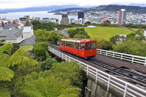 Thumbnail from Kelburn Cable Car
