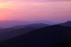 Blue Ridge Parkway (jarrett45frazier) Tags: sunset nature outdoors nc scenery northcarolina parkway vista hdr blueridgeparkway mountins
