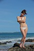 saaya_s-20101024-11 (koichitakeshita) Tags: bathingsuit beach bikini eos1ds3 missshonan kurimajima okinawa portrait swimsuit nagamahama 来間島 長間浜 沖縄