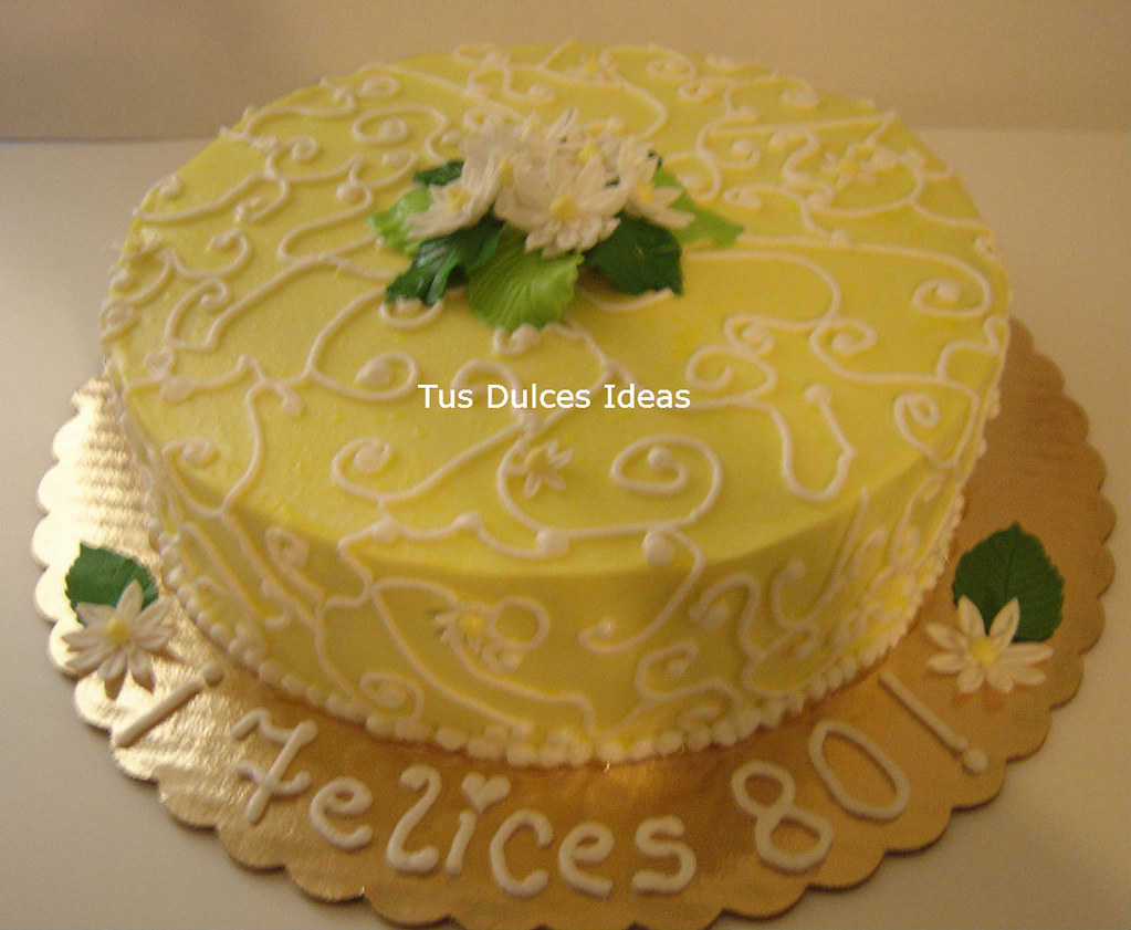 Cake Decorating Timeline Buttercream : The World s newest photos of cake and scrolls - Flickr Hive Mind