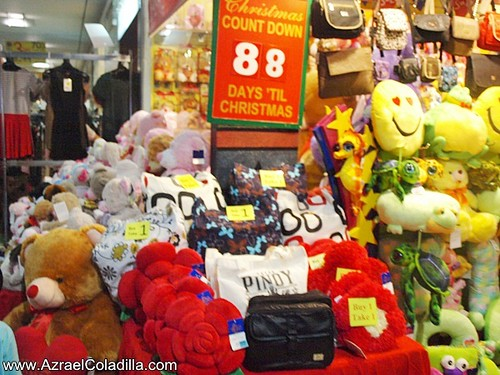 SM City San Lazaro 3day sale coverage Sept 2012