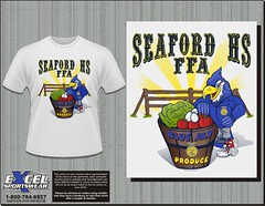 "SEAFORD HS FFA 98202803 TEE • <a style=""font-size:0.8em;"" href=""http://www.flickr.com/photos/39998102@N07/8047660035/"" target=""_blank"">View on Flickr</a>"