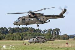 Pashtun dawn 17 (Paul Beale Photography) Tags: military helicopter merlin westland raf royalairforce farp spta merlinhc3 aw101 paulbealephotgraphy