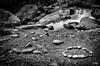 Herz (Kretzsche93) Tags: italien steine bach herz südtirol langzeitbelichtung