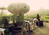 Area 51 (SOMETHiNG MONUMENTAL) Tags: art canon garden indiana aliens spaceship elkhart roadsideamerica g11 somethingmonumental mandycrandell