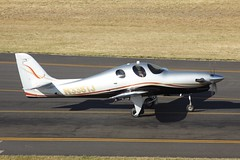 (Eagle Driver Wanted) Tags: plane airport aircraft aero turboprop aerospace hio avaition lancair khio singleengine fixedwing hillsboroairport lancairevolution n338tj