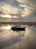 Evening on the Alt (Mr Grimesdale) Tags: sunset seascape boat steve wallace merseyside sefton rivermersey highton seasunset riverestuary riveralt mrgrimesdale