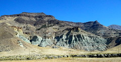 4 day ride on the Old West Scenic Bikeway Oregon (Doug Goodenough) Tags: old west scenic bikeway oregon oldwestscenicbikeway touring bicycle ride 2012 12 october steve drg53112 drg53112owsb john day river fossil beds pedals spokes drg531
