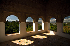 La Alhambra (David Azurmendi) Tags: viaje espaa spain alhambra granada fotografia davidazurmendi