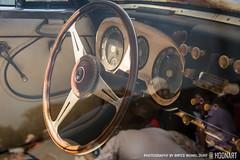 1955 Pegaso Z-102 Saoutchik Berlinetta Prototype (Bryce Womeldurf) Tags: green rust florida prototype steeringwheel patina concoursdelegance pegaso ameliaisland berlinetta 2016 unrestored saoutchik ameliaislandconcoursdelegance