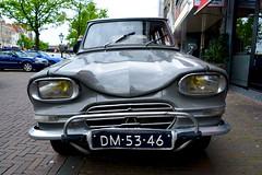 1966 Citron Ami 6 Break (Michiel2005) Tags: citroen citron ami ami6 break ami6break car auto leiden nederland netherlands holland
