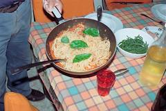 host (giacomo tiberia) Tags: host contax kodak lunch pasta indoor film 35mm ishootfilm