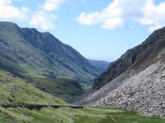 2564 Pass of Llanberis (Andy panomaniacanonymous) Tags: 20160718 cymru eee eryri landscape passofllanberis passengerobservation photostream ppp snowdonia sss
