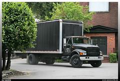 "International 4700 ""Jack Daniel's"" (uslovig) Tags: truck lorry camion lkw lastwagen lastkraftwagen international 4700 jack daniels tennessee whisky whiskey lynchburg destillery koffer aufbau box body u s"