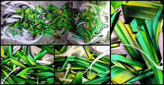 Weis/ATG 93 (blairniemichelle) Tags: art aerosol ambiance atg abandonee abandone abstrait amwa entrepot explore explorer entre entrance 3d rouille reflet tag tags terrain tracedirect urbex mur lumire idf paint paris painting panoramique sombre detail degrade decay dgrad graffiti graff green jaune moisissure montage patchwork weis canz vert yellow