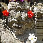 Bali - Ubud - Temple Guardian