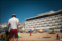 summertime ( joaquim nunes) Tags: street streetphotography color leica leicam8 summicronm summicronm35mm beach algarve portugal