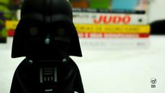 Darth Vader (Kelsores) Tags: darthvader skywalker starwars judo livro judoca