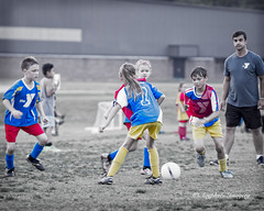 I Got It (augphoto) Tags: augphotoimagery tori action kids people soccer sports greenwood southcarolina unitedstates