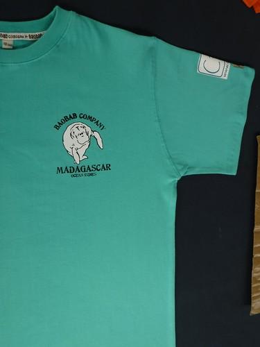 Baobab tshirt  front