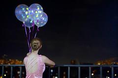 Dreams to fly (HSOBERON) Tags: bailarina balet ballet bokeh cielo city citylandscape ciudad dancer dreams endor endorinc fly girl globes globlos hernansoberon hsoberon mujer night noche norebos sky woman