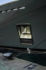 ancla  - anchor (ibzsierra) Tags: ancla anchor ibiza eivissa baleares canon 7d 24105isusm barco boat vessel bateau