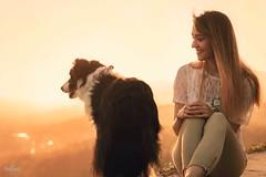 (eni_brusnjak) Tags: love 50mm nikon happy rijeka kastav sunset hound dog people beautiful