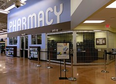 Another view of the pharmacy (l_dawg2000) Tags: 2014 apparel ar arkansas bakery caf clothing delicatessen food formermallsite grocery grocerystore jewelry jonesboro kroger marketplace marketplacedcor new produce retail throwback toys unitedstates usa