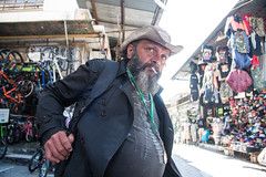 (yedman) Tags: athens greece hellas street candid man yedman europe