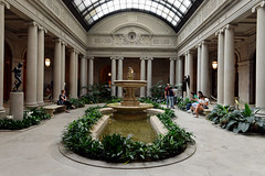 Garden Court (Eddie C3) Tags: newyorkcity uppereastside museums museummile nyc frickcollection architecture