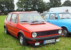 Volkswagen Golf LX (peterolthof) Tags: neurhede 1011092016 peter olthof peterolthof