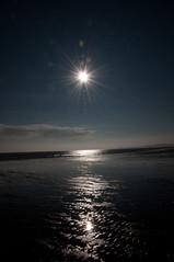 Last morning of Summer (because tomorrow is Autumn) (nigeltriharder) Tags: northumberlandcoastross sun sea beach summer water in exlpore explored northumberland