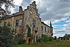 castelul teleki ocna mures (djbalbas) Tags: alba romania rumania albaiulia teleki ocnamures outstandingforeignphotographersvisitingromania castelulteleki