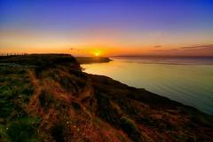 Sunset Over Huntcliff (steveh100) Tags: sunset nikon northyorkshire huntcliff boulby nikond7000