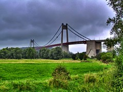 pont de tancarville HDR (novicesx30is) Tags: pont normandie hdr tancarville sx30is