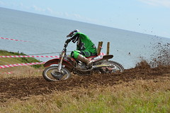Grasstrack Racing at Curracloe, Co. Wexford, 26th August, 2012 (sjrowe53) Tags: auto ireland motocross wexford 125cc quads seanrowe grasstrack 65cc mx2 curracloe mx1 wexfordoffroadclub irishgrasstrackracing sotherncentrecrasstrackchampionships