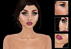 Face to Face - Back to Basics, Elizabeth Dickinson (Autumn Ashdene) Tags: life autumn back elizabeth makeup lips sl second lipstick eyeshadow facetoface basics dickinson glamorous tutorials ashdene itgirls pididdle lelutka facetofacesl