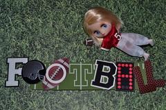 Blythe a day ~ Football