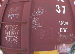MONIKER (Runtrains) Tags: graffiti streak roast whistle blower orale moniker luter oreks