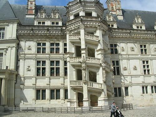 Kastelen van de Loire - DSCN6807