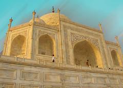 Taj Mahal - Agra,India