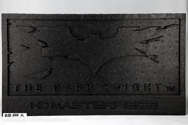 ENTERBAY - HD Masterpiece 1/4 黑暗騎士:小丑 開箱報告