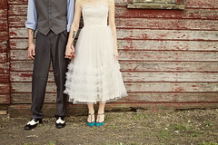 IMG_6871 (bambibabe48) Tags: wedding love barn rural vintage groom bride hands couple farm chic hold shabby