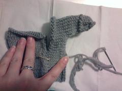 2012-09-08 01.20.42 (L-C-R) Tags: knitting donkey wip sep 2012 knitivity