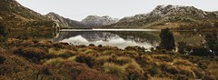 Dove Lake, Cradle Mountain, Tasmania (Iksana Imagery (catching up, as always)) Tags: winter mountain lake snow canon reflections landscape eos nationalpark aperture australia glacier tasmania cradle suiciderock dovelake cradlemountain marionslookout cradlemountainlakestclairnationalpark buttongrass niksoftware glacierrock 5dmkii
