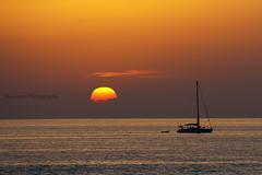 (Rawlways) Tags: sunset boat ibiza sail