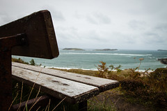 Bench (Fromthefaith) Tags: ocean sea scotland mar banco escocia brench