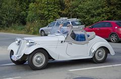 Tatra 75 Roadster (1936) (The Adventurous Eye) Tags: classic car race 1936 climb do hill brno 75 rallye tatra roadster závod soběšice vrchu brnosoběšice