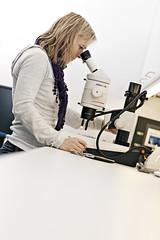 Illustrasjon mikroskop II (NTNU medisin og helse) Tags: second mikroskop microscope ntnu medicine research education trondheim medisin forskning utdanning